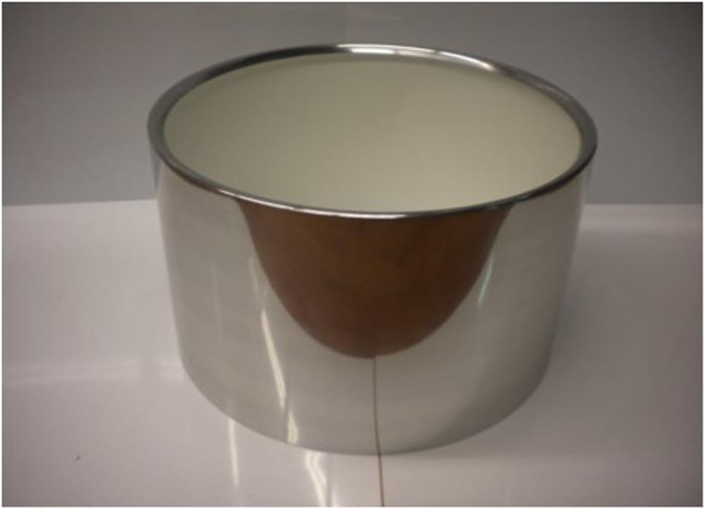 Spun T2 diffuser (aluminum)