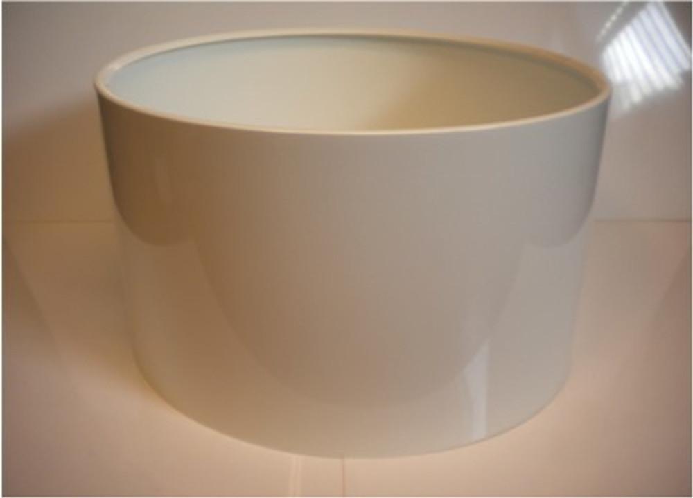 Spun Light T2 External Diffuser White