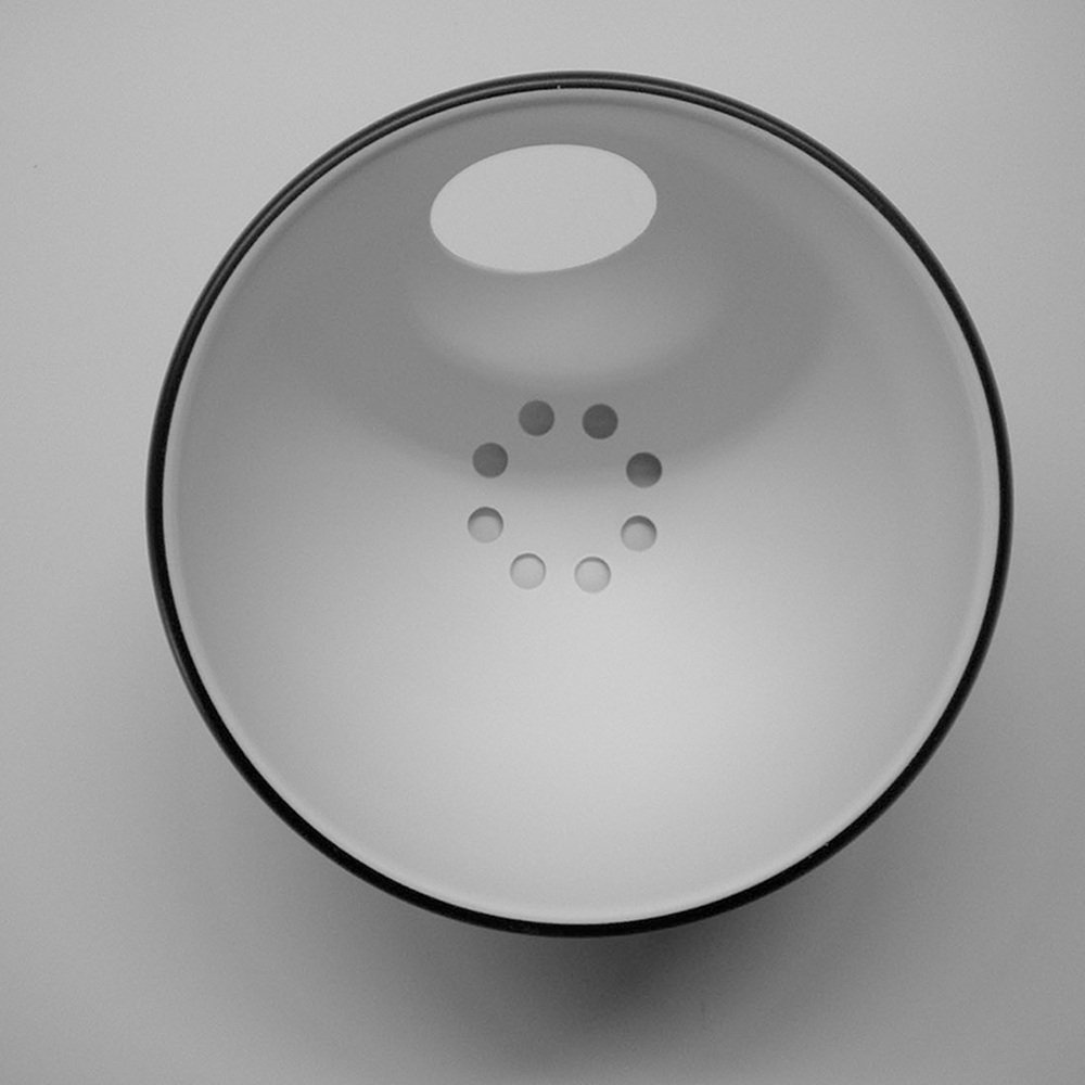 Mod 265 Black Reflector