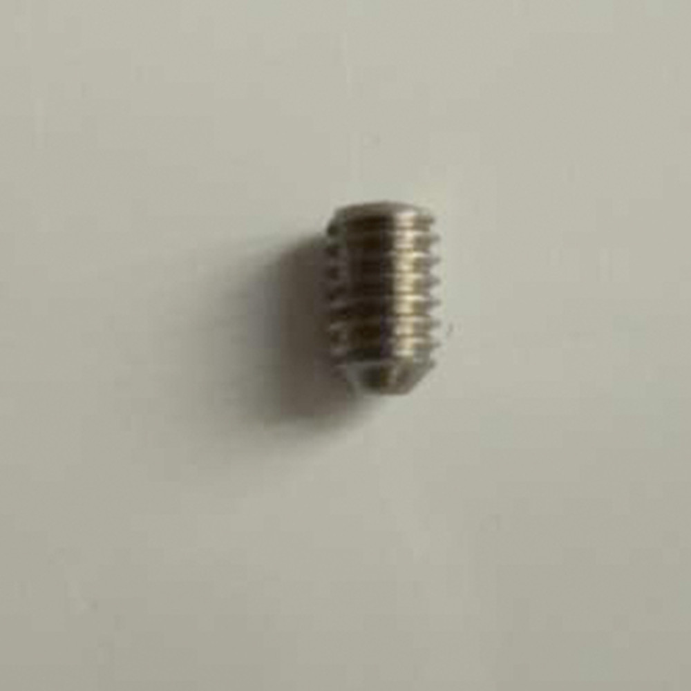 Light Spring Grub Screw M4 x 6