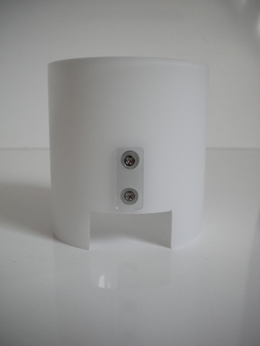 Tilee - Glass Diffuser in White Spare Part