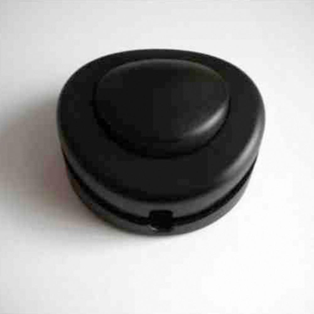 Ipnos Indoor Black Pedal Push-Dim Switch