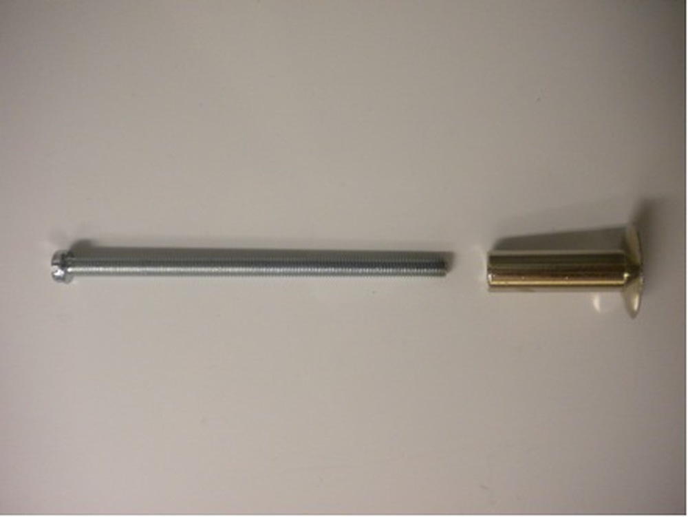 Arco Fixing Screw With Joint
