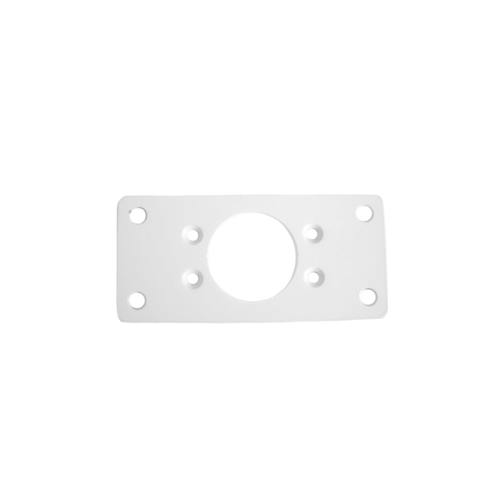 45 Adj Stability Plate Wall Ground Attachment