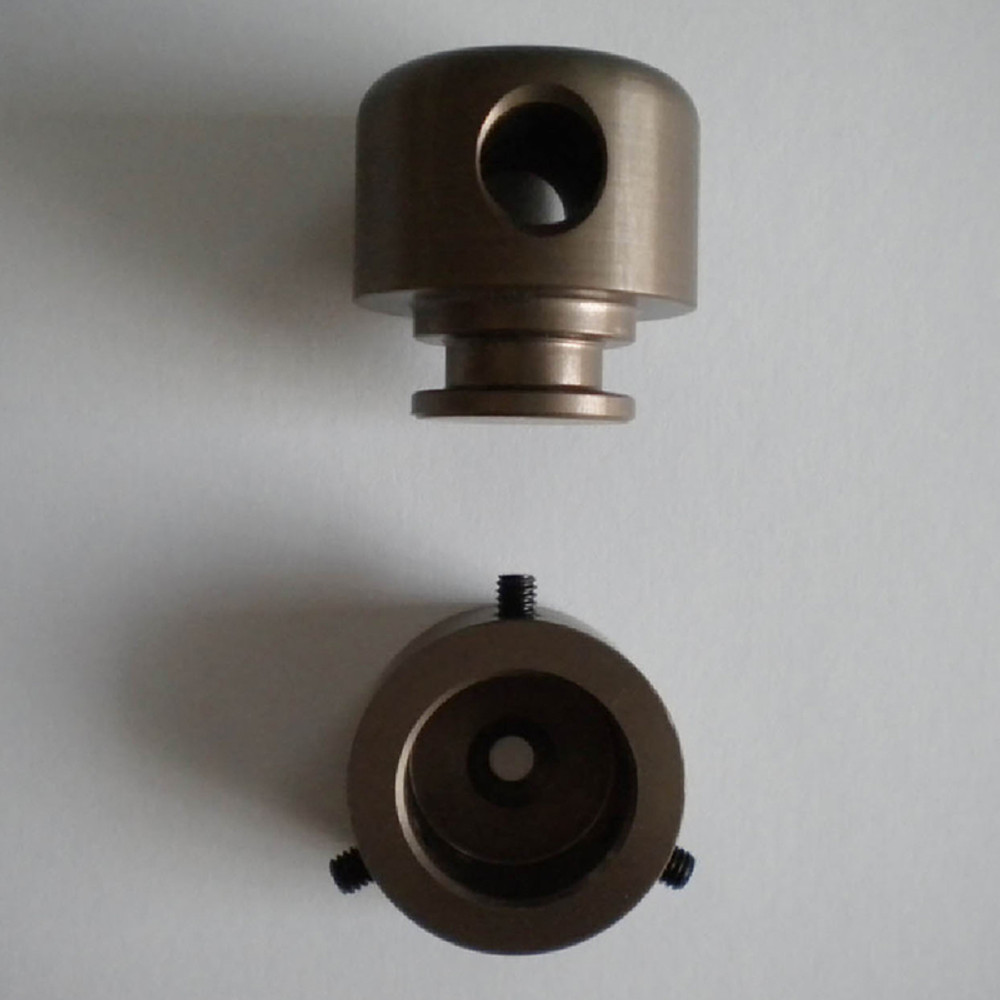 Brown ceiling attachment assembly