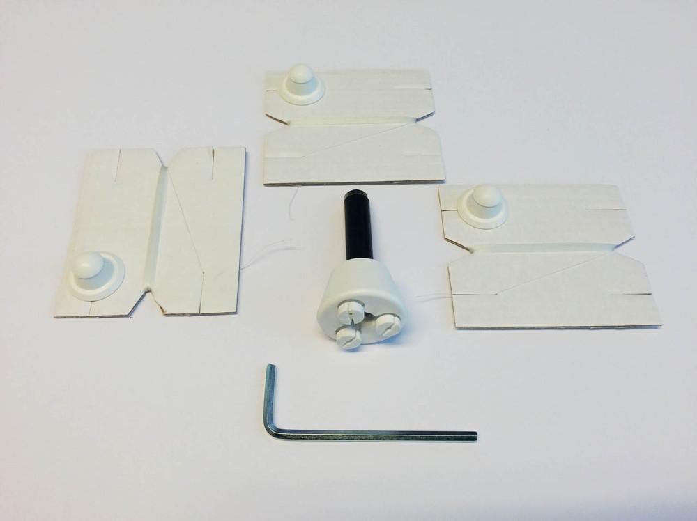 Diffuser suspension kit