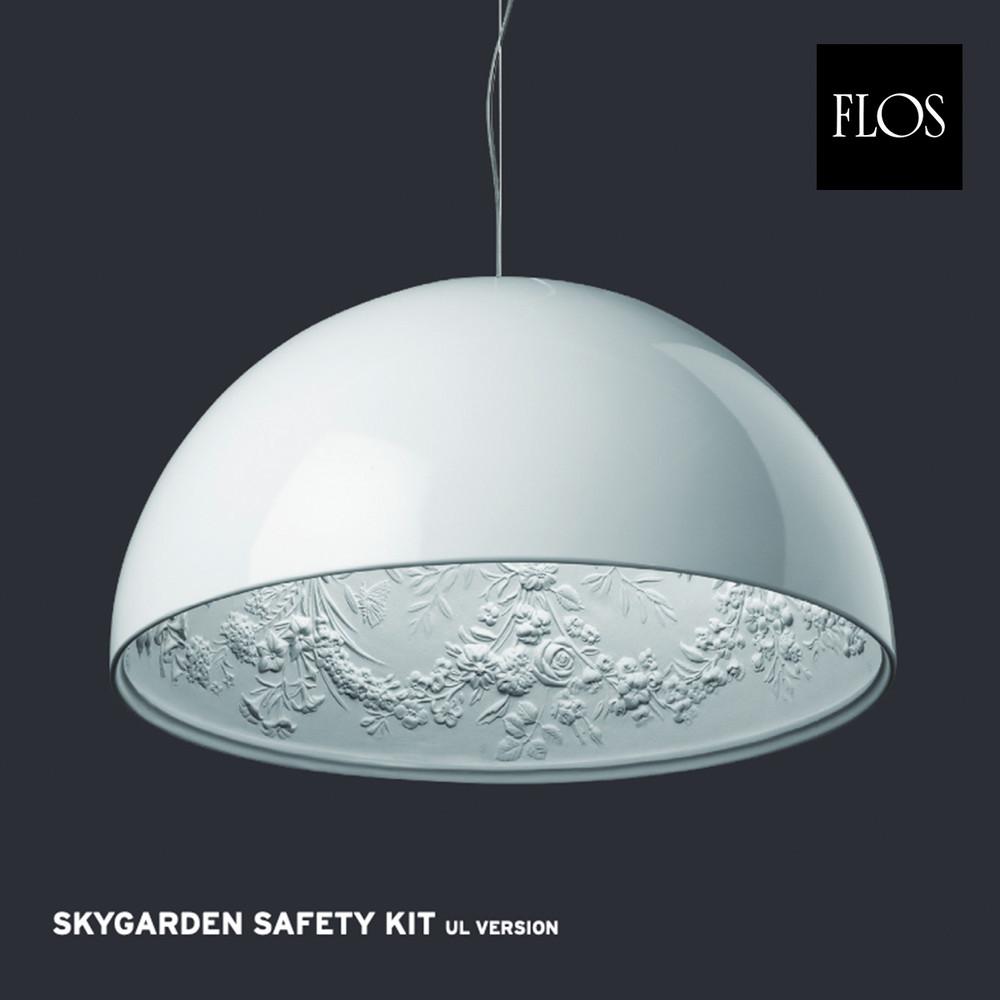 Skygarden Models 1 & 2 Safety Kit for White PF
