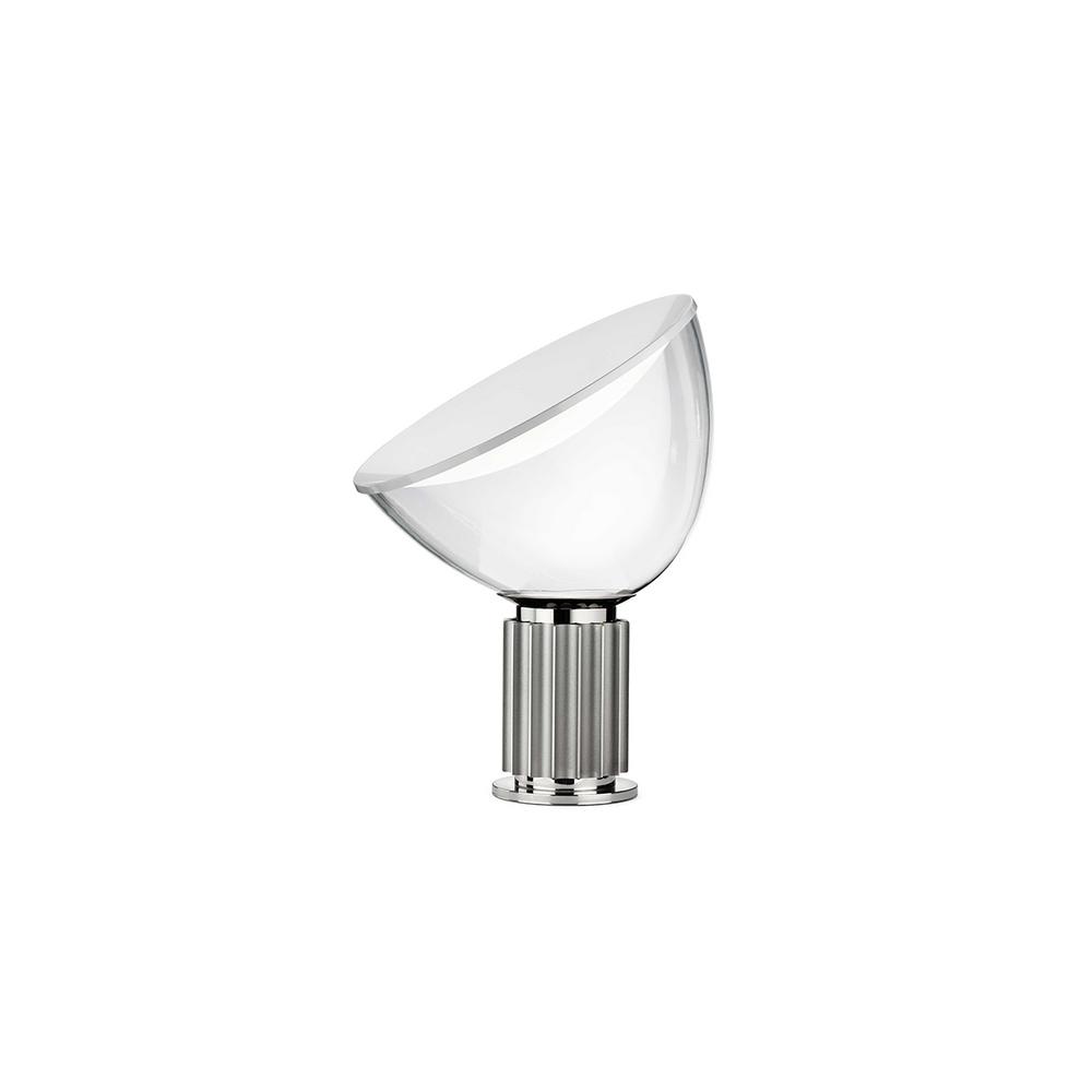 FLOS Taccia Small silver by Achille Castiglioni