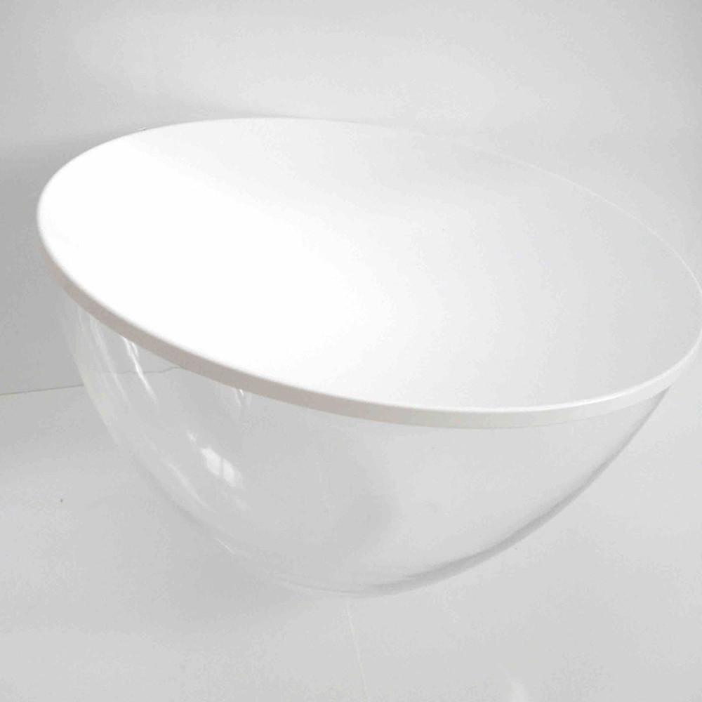 Taccia Small Glass Diffuser & Reflector