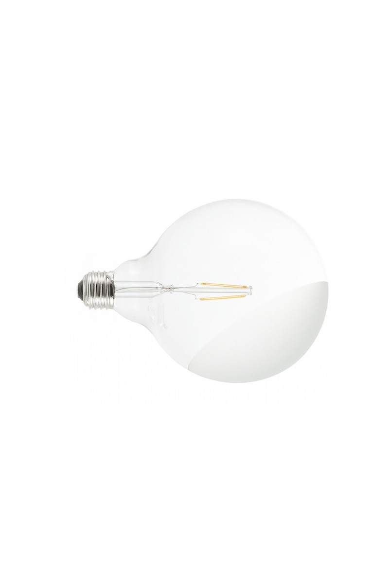 G40 LED 2W Light Bulb Medium Base 2600K