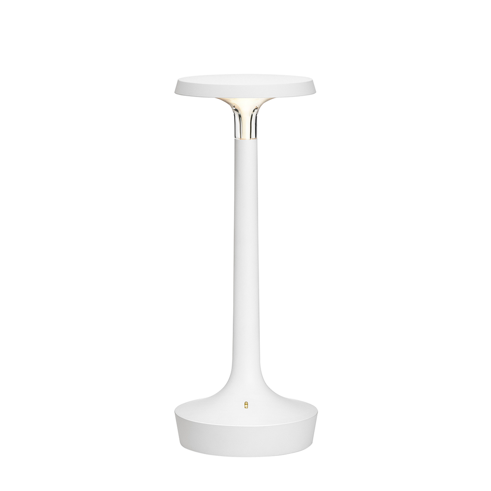 Bon Jour Unplugged Wireless LED Table Lamp with USB Port
