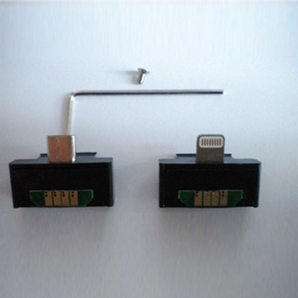 D'e-light Acessory to change charging plug