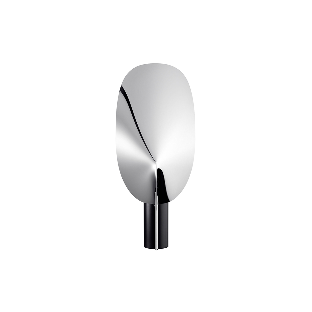 Serena Silver Color Modern Table Lamp