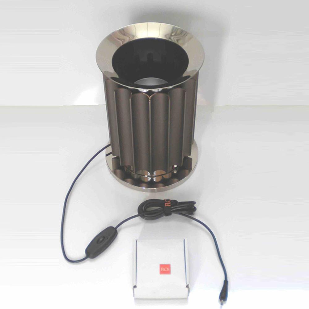 Taccia LED Base Anodized Bronze