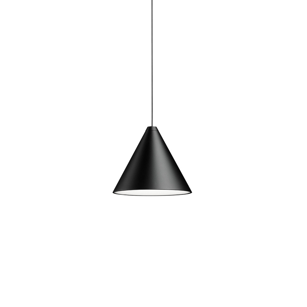 String Lights Cone designed by Michael Anastassiades