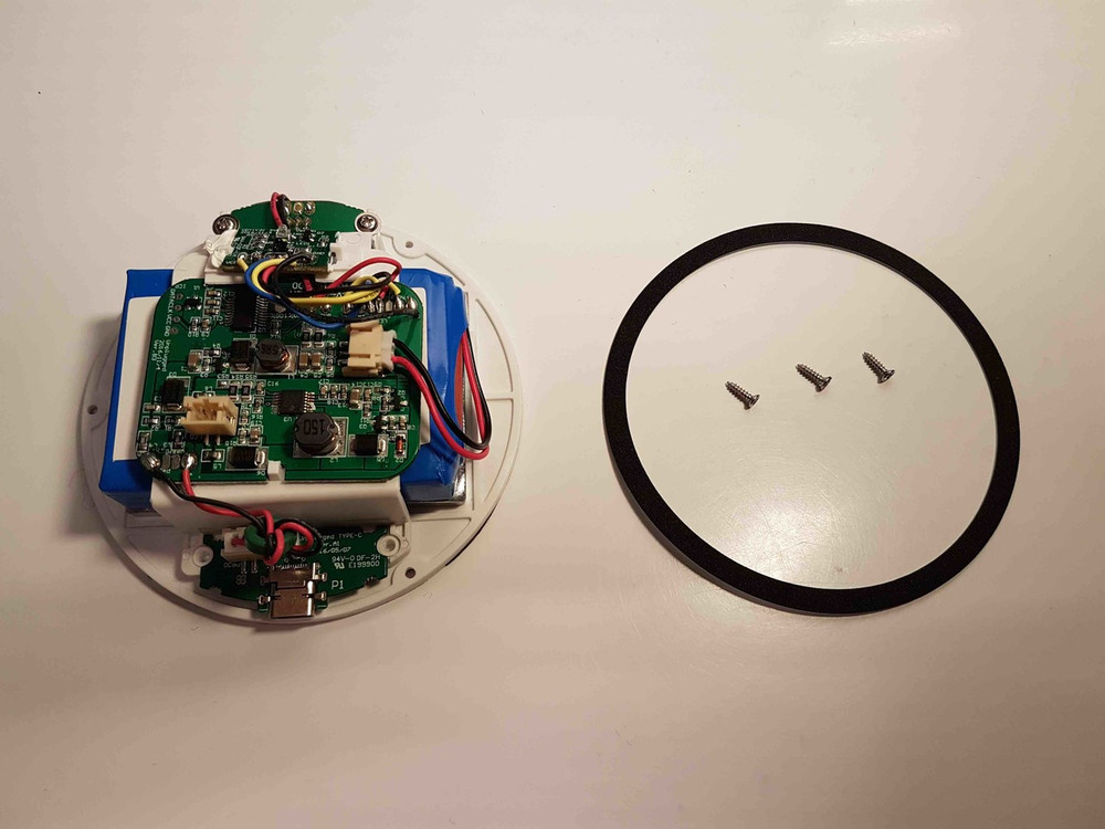 Base Assembly With NEW Battery Kit (Suitable For Touch Sensor)