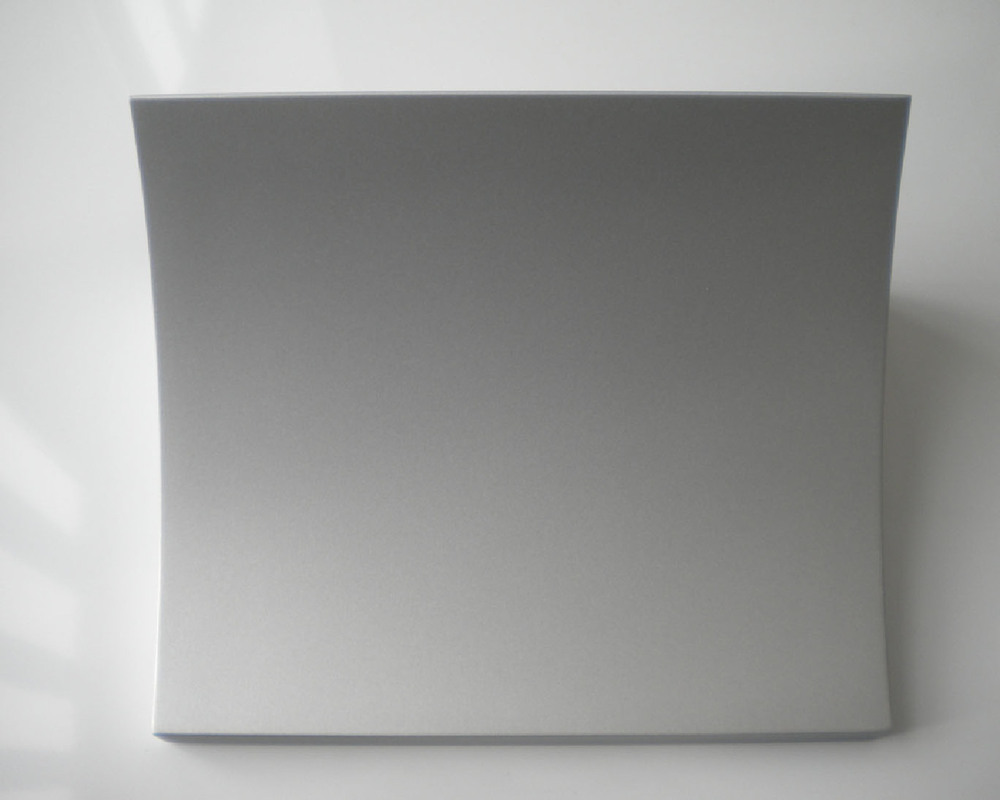 Pochette Body Grey Finish