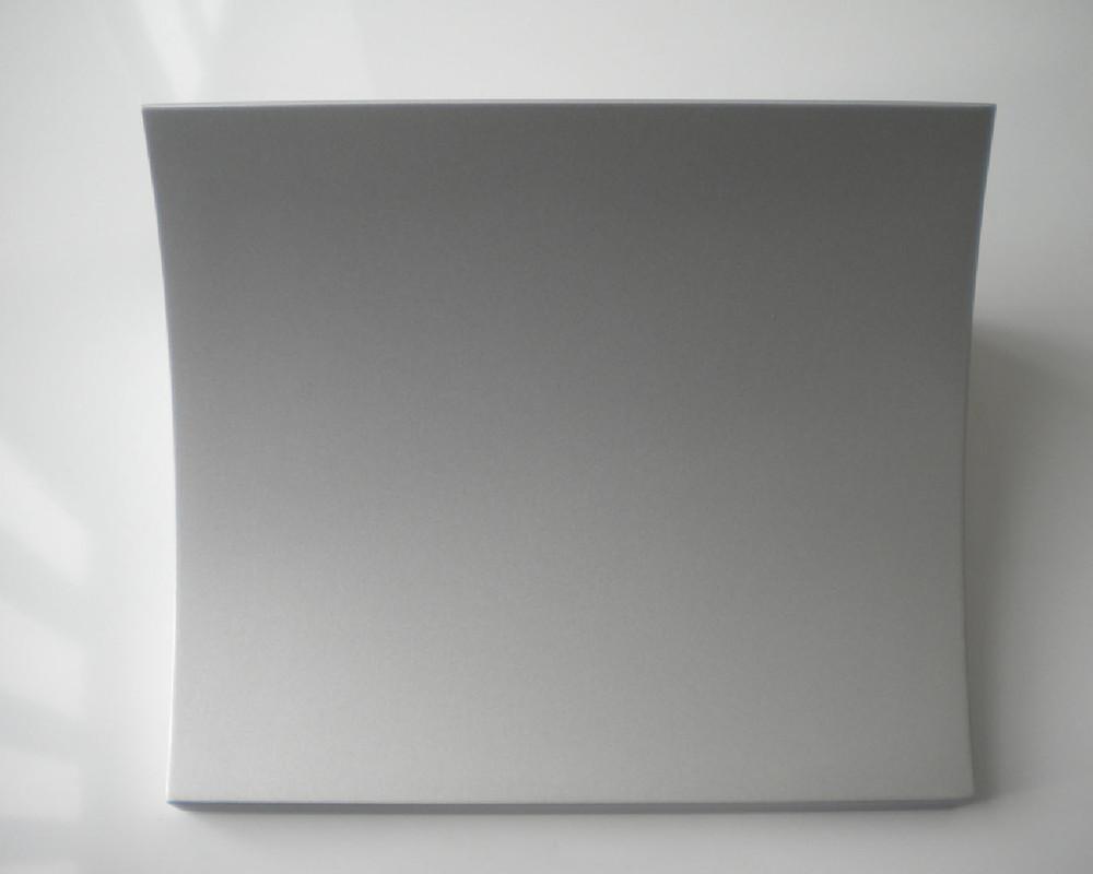 Pochette Body, Grey finish