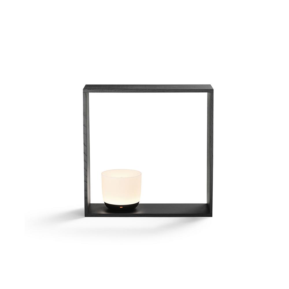 Gaku table lamp by Nendo Oki Sato