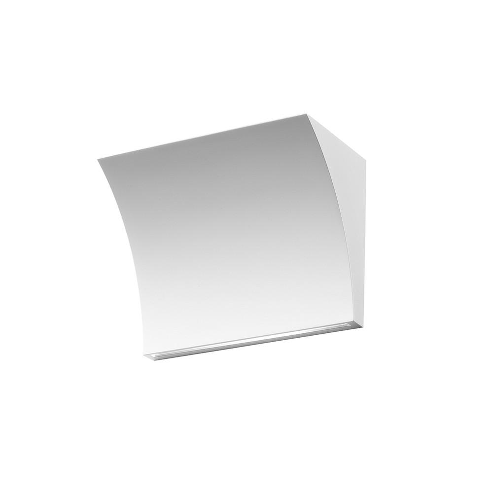 NEW FLOS LED lamp. Pochette Up & Down LED in Chrome Grey or White