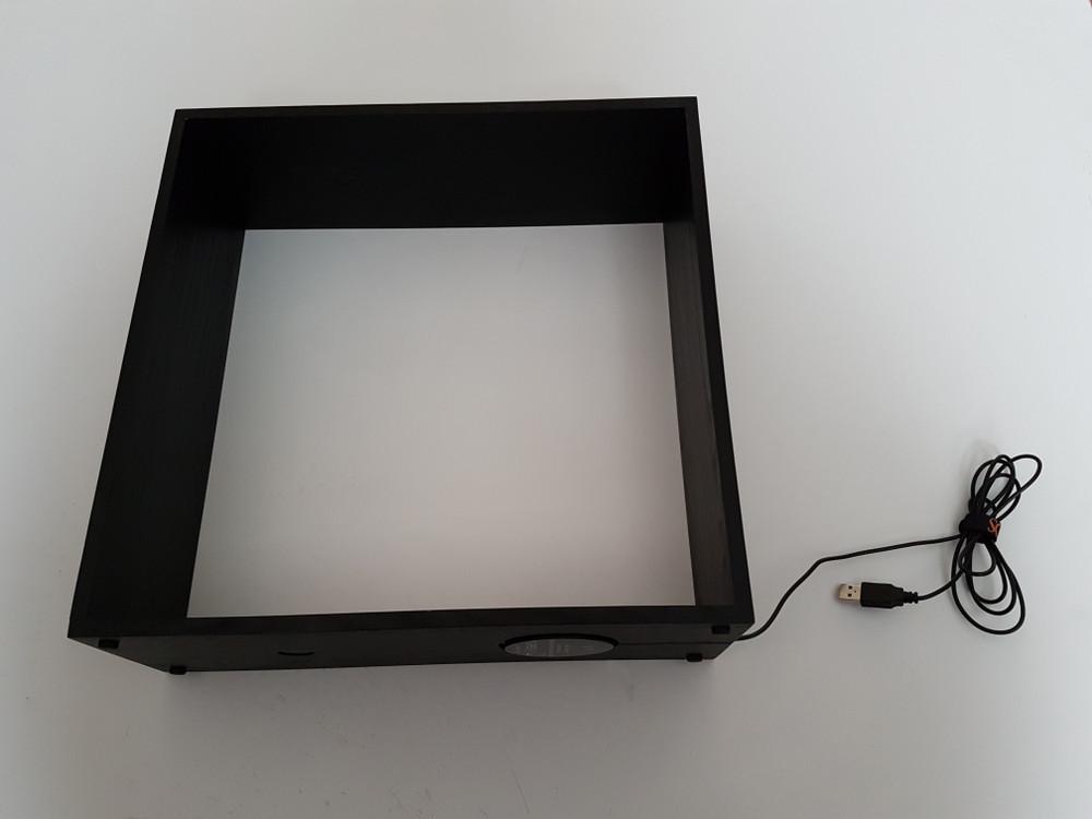 Black Gaku Wireless Box Assembly