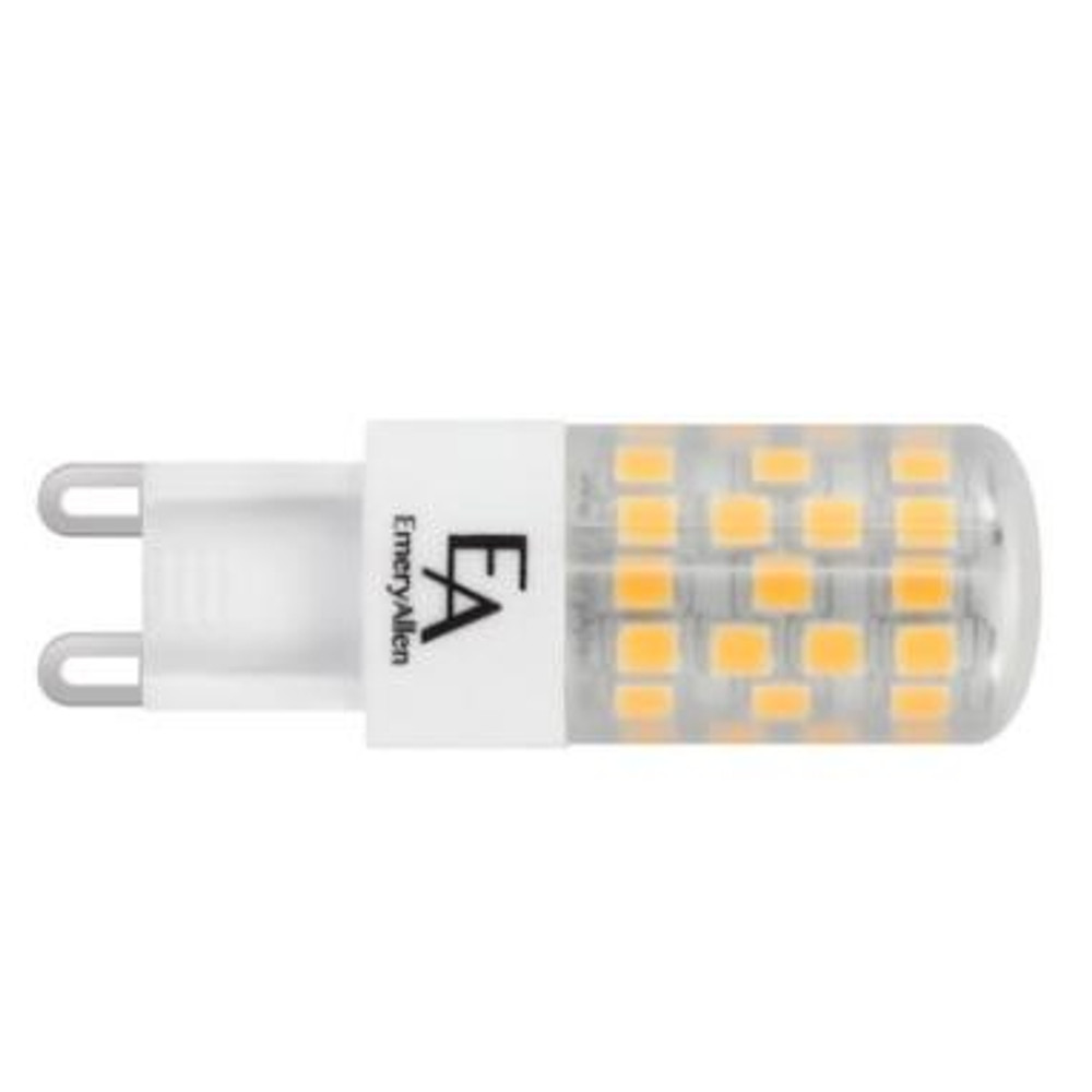 LED, 5W, G9, 2700K, CRI90, 550lm, Ceramic