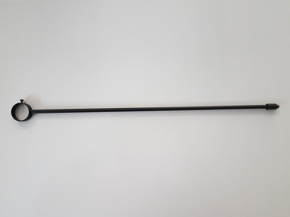 "2097/50 Matte Black long arm (18.72"" inch)"