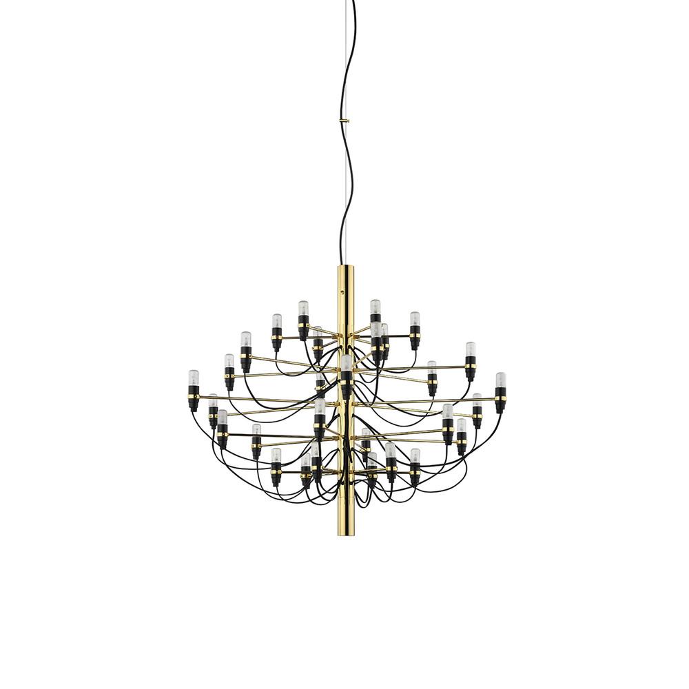 2097 Chandelier with LED light bulbs