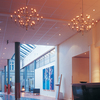 flos 2097 Chandelier  - plenty of ambient lighting for your space.