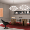 Mid Century 2097 Chandelier  by flos