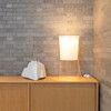 Aoy - Glass Table Lamp