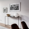 FLOS Copycat LED Table Lamp in Polished Aluminum