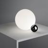 FLOS Copycat LED Sphere Table Lamp in Black