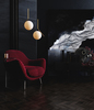 IC Lights S Brass by Michael Anastassiades - Living Room Lighting   FLOS USA