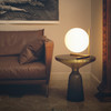 IC Lights T - Dimmable Table Light in Brass or Chrome