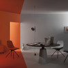 OK Light Dimmable Ceiling Lamp with Soft Touch Switch