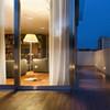 Romeo soft floor lamp by Phillipe Starck