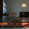 Romeo big floor lamp by Phillipe Starck