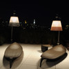 Flos Superarchimoon Floor Lamp by Starck