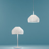 Tatou Suspension and Table Modern Hanging Lights - FLOS USA