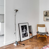 Toio - Floor Lamp in Black, Red or White