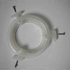 Ring Nut and Screw - Diffuser Assembly for Brera lamp
