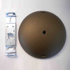Skygarden S1 Brown Ceiling Rose Assembly