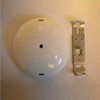 Tatou S2 ceiling rose assembly (white)