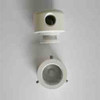 AIM Ceiling Attachment Assembly In White