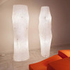 Fantasma - Floor Lamp Dimmable and Made of Cocoon Material