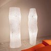 Fantasma Piccolo - Small Floor Lamp Dimmable Cocoon Material