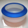 Opal-blue polycarbonate diffuser assembly