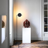 Artful Flos Captain flint floor lamp in gallery | FLOS USA