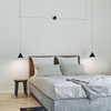 FLOS String Lights breaks the rules of suspension with its linear forms